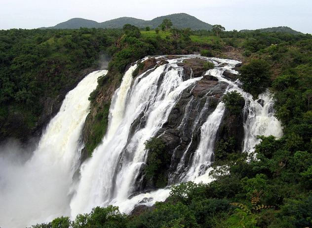 Gaganachukki, Shivanasamudra