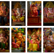 Colors of Ganesha